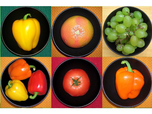 Tribute to the fruits and vegetables por Marco Braun.