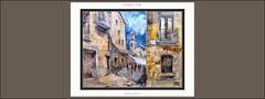 CORBERA D'EBRE-PINTURA-POBLES-TERRA ALTA-TARRAGONA-CATALUNYA-PAISATGES-HISTORIA-GUERRA CIVIL-QUADRES-ARTISTA-PINTOR-ERNEST DESCALS (Ernest Descals) Tags: corberadebre pobles pueblos terraalta batalladelebro catalunya pintura pinturas pintures quadres cuadros cuadro oleo oleos village esglesia iglesia destruidos aviacion history historia civilwar espaa spain tarragona catalonia catalua pintar pintando pintor pintors pintores art arte artwork paint pictures pobleantic puebloantiguo ernestdescals plastica paisatges paisatge paisajes paisaje landscape landscaping painting paintings painter painters artistas plasticos artistes catalans catalanes calles carrers