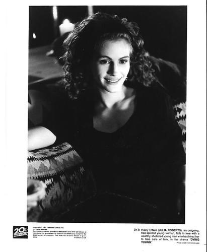 julia roberts young. #39;Dying Young#39; Julia Roberts