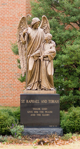 Saint Raphael Church, in Saint Louis, Missouri - angel.jpg