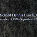 Richard Dennis Lynch Jr