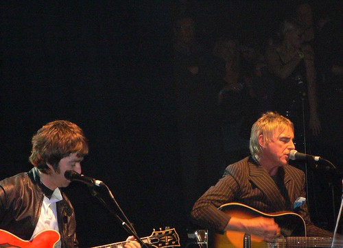 Paul Weller & Noel Gallagher at Koko Camden 2nd Nov 2006 #5 © Don't Mess With It