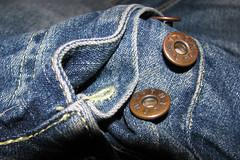 Jeans Hills, Groinland (Ronan_tlv) Tags: blue landscape view buttons jeans groin bulge