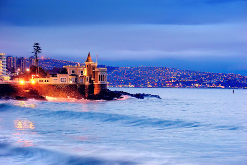 Vina del Mar. Castillo Wulff por Bracani....Antonio, en Flickr
