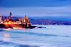 Vina del Mar. Castillo Wulff. Foto de Antonio Ljubetic (Bracani....Antonio Ljubetic) Tags: chile castle valparaiso wolf viña dusk castillo vina vinadelmar viñadelmar wulf wulff castillowulff castillowulf castilloset ilovecastillowulf