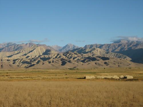 Hills - Jilal-Talap, Kyrygzstan