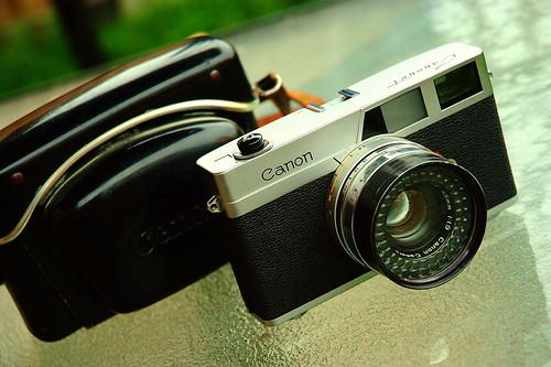 Canon Canonet | Camerapedia | ...