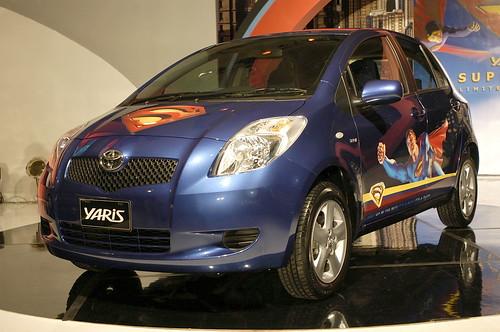 Фото Toyota Yaris