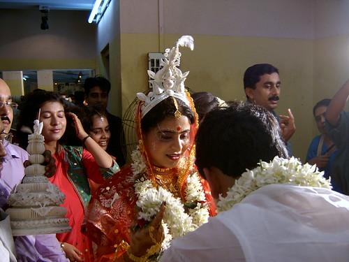 Indiai esküvői ceremónia