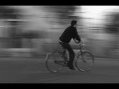 speed #5 (ozio-bao) Tags: white black blur speed smooth panning biancoenero oziobao