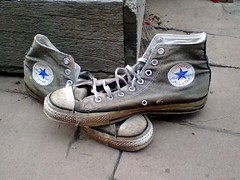 Old Converse All Stars