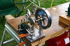 Atkinson-cycle engine