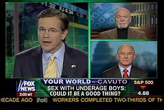 Fox News with underage boys - by Davezilla was taken
