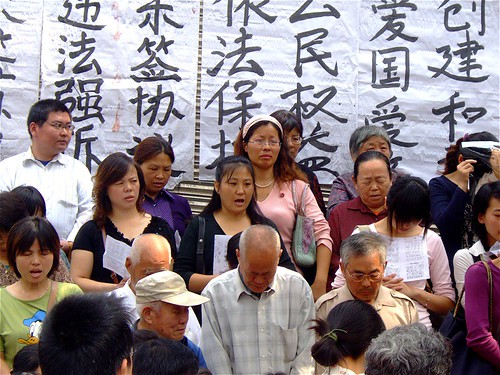 Chinese Christians feel let down by Archbishop's visit