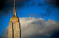 Empire (Timothy Schenck) Tags: nyc newyorkcity newyork skyscraper nikon manhattan esb empirestatebuilding d80 nikond80 p1f1