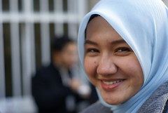 Hazleen (jazree) Tags: dublin muslim eid hijab modesty raya sonyalpha100