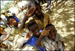 friends from niger 2 - by Alessandro Vannucci