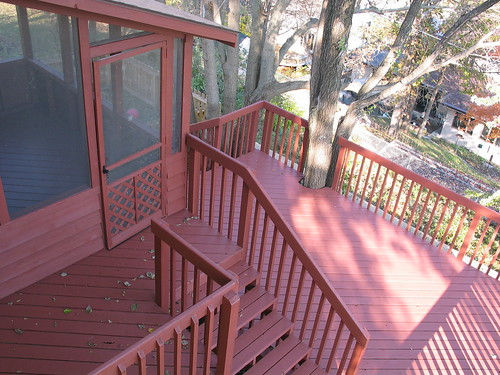 refinished deck 2