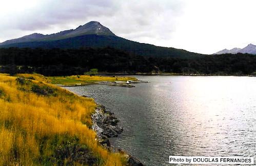 Bahia Lapataia Tierra del Fuego