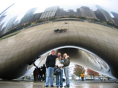 Touring Chicago (anna_bencze) Tags: travel chicago wow fun