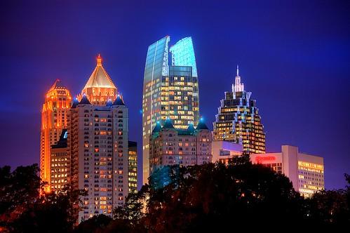 Atlanta HDR - Mindtown - flickr/Rick Austin