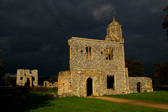 Stormy day at Baconsthorpe Castle, Norfolk (Whipper_snapper) Tags: uk england castle beautiful cool norfolk 1on1 englishheritage baconsthorpe baconsthorpecastle theprideofengland