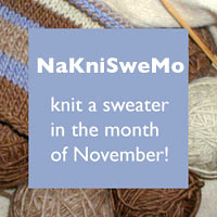 Shannon's NaKniSweMo KAL by LollyKnit