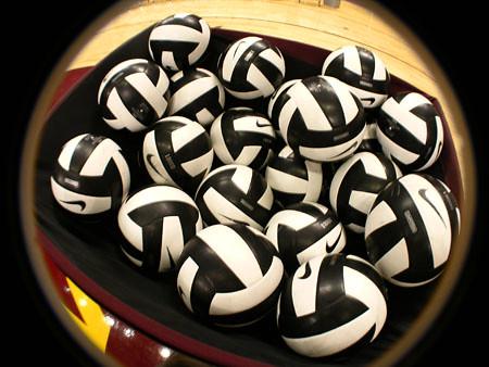 Mn  Gopher Volleyballs by Manoosh26.