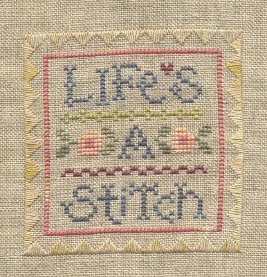Life's a Stitch