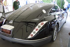 Maybach Exelero Concept (Sir Pix-A-Lot) Tags: 2006 goodwood maybach exelero