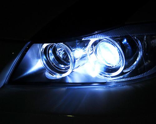 8000k Xenon Hid Headlight Bulbs 35w D1s D1c D1r Bmw