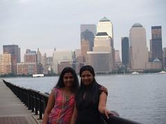Amu and Aarthi (akraj) Tags: nyc newyork olympus amu aarthi e500 amudha olympuse500