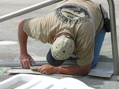 Maintenance - Sanding Rust