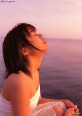 内山理名sunset