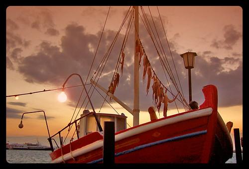 Barca greca por Miky_P.