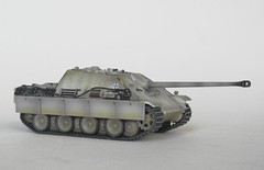 Jagdpanther (Dragon 1:72 Scale) (monkeyiron) Tags: scale die dragon tank models destroyer cast 172 diecast jagdpanther