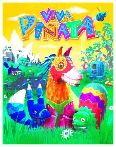 Viva Pinata is on the right track
