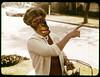 mark my words (a nameless yeast) Tags: collage chimp biddy hairnet filmstrip p46 douglassirk studiogirl