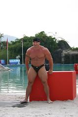 Mariusz Pudzianowski Beach (Pete90291) Tags: strongman strongmen worldsstrongestman mariuszapudzianowskiego mariuszpudzianowski