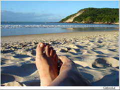 I miss last vacation so badly! (Maria Dalva) Tags: vacation feet praia beach brasil natal foot sand areia saudade frias ps miss p riograndedonorte praiadepontanegra worldwalkers imissmyvacation quesaudadesdasminhasfrias