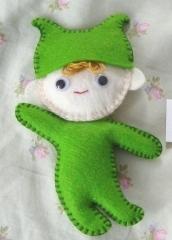 Elf Mascot