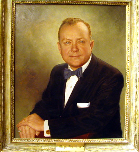 Mayor Ben West portrait