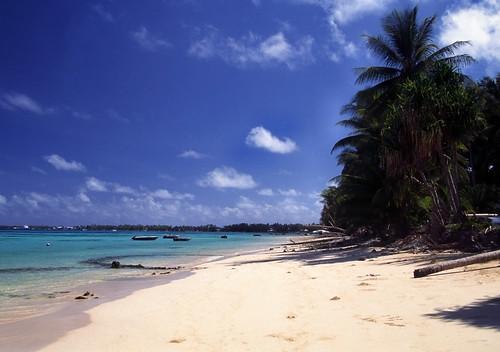 Tuvalu - Funafuti - Beach #1
