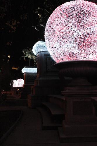 Park Circle, Prospect Park Lights