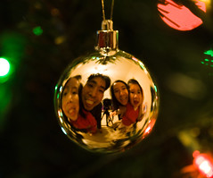 Christmas Miracle (arkworld) Tags: christmas xmas family holiday interestingness christmastree ornament christmasornament the4ofus interestingness13 possiblechristmascardphoto sywbppholidaycard inov06 public4now