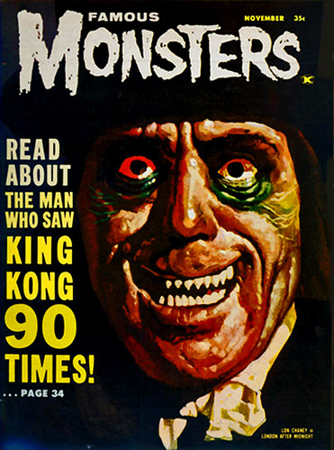 Famous Monsters #20