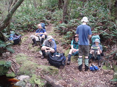 PB110045 (1st Austinmer Rover Crew) Tags: hike tasmania drift kez