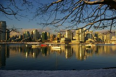 False Creek (rldock) Tags: snow vancouver falsecreek