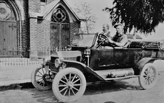 Peel residents out for a drive in Caledon, c. 1925 (Will S.) Tags: mypics museum archives peelcountyjail brampton ontario canada oldbuildings oldarchitecture peelcounty heritage history peelregion peelartgallerymuseumarchives old peelcountycourthouse peelcountyregistry countyregistry countyjail countycourthouse peel