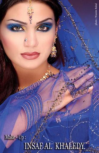 glamour model makeup. female model glamour